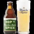 Blanche de Namur Hop 'n Spice
